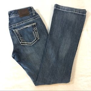Maurices Boot Cut Jeans Size 3/4 Regular